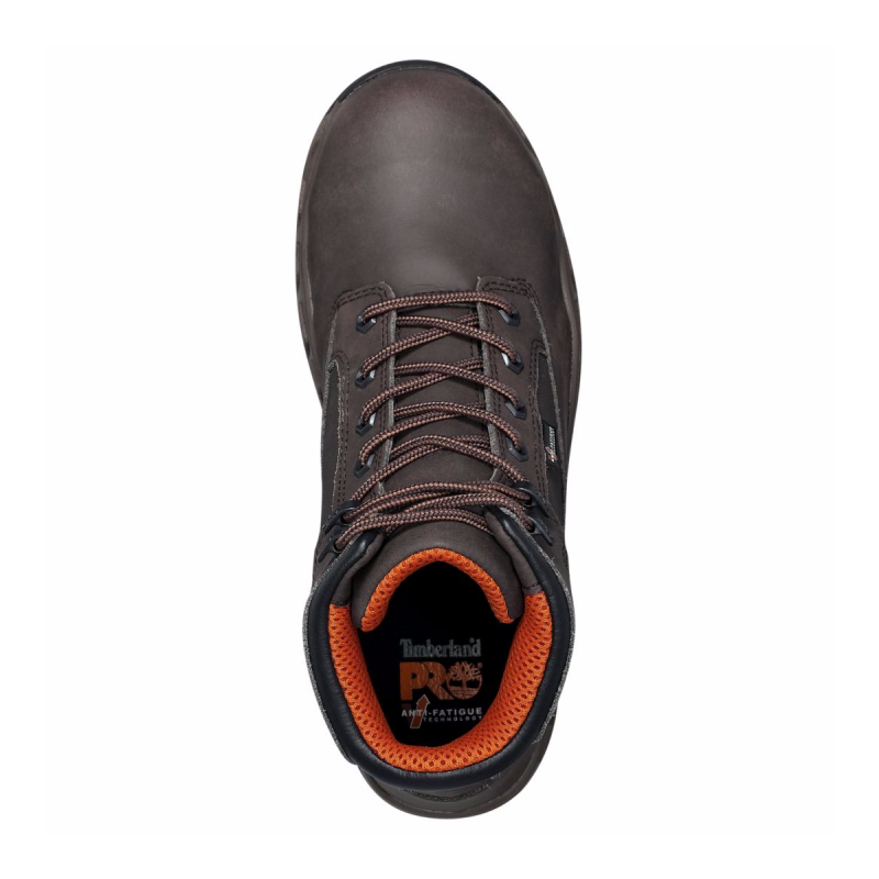 "Timberland PRO® Linden #1150A Men's 6"" Abrasion Resistant Alloy Toe"