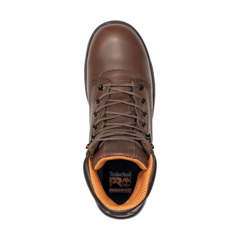 "Timberland PRO® TiTAN® #24097 Men's 6"" Durable Flexible Soft Toe"