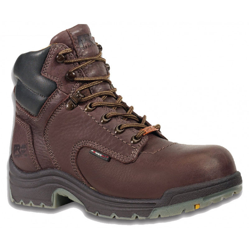"Timberland PRO® TiTAN® #26078 Men's 6"" Waterproof Alloy Toe"