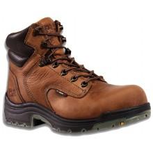 "Timberland PRO® TiTAN® #55398 Women's 6"" Soft Toe Work Boot"