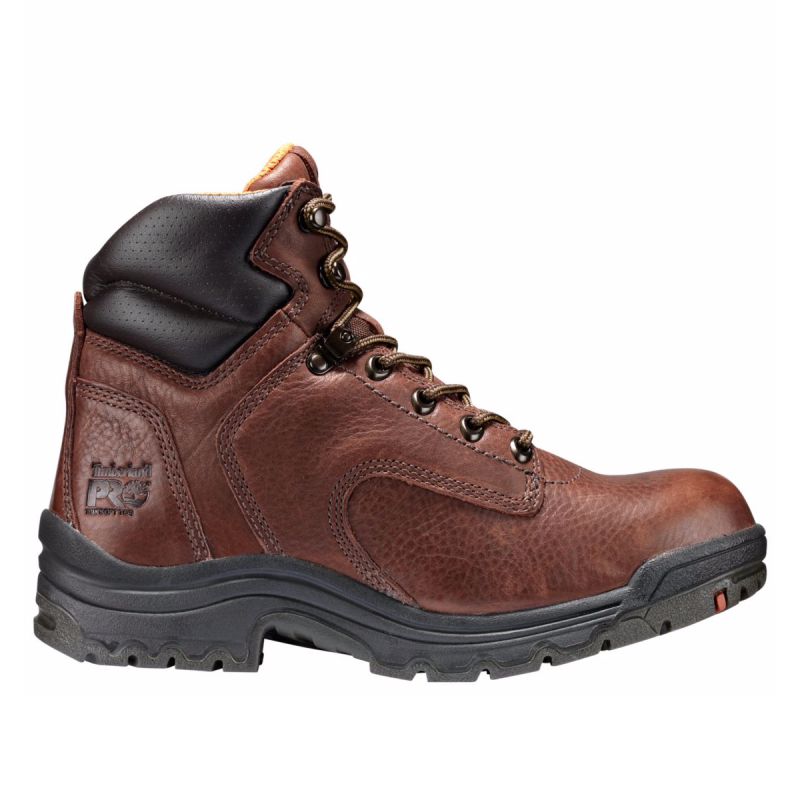 "Timberland PRO® TiTAN® #55398 Women's 6"" Soft Toe Work Boot"