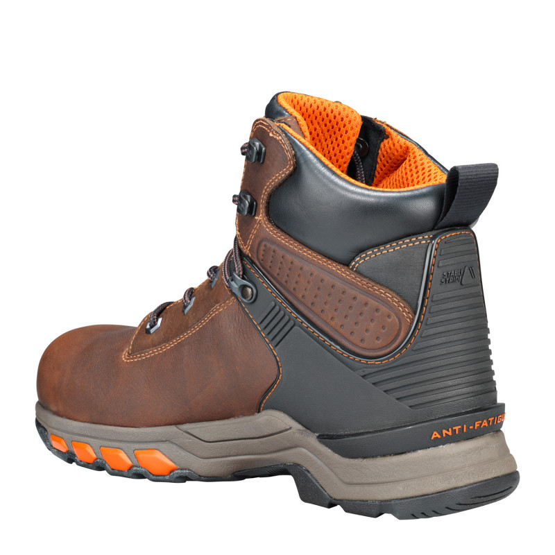 """Timberland PRO® Hypercharge #A1Q54 Men's 6"""" Waterproof Composite Toe"""