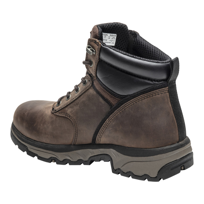 "Timberland PRO® Jigsaw #A1VZN Men's 6"" Steel Safety Toe Work Boot"