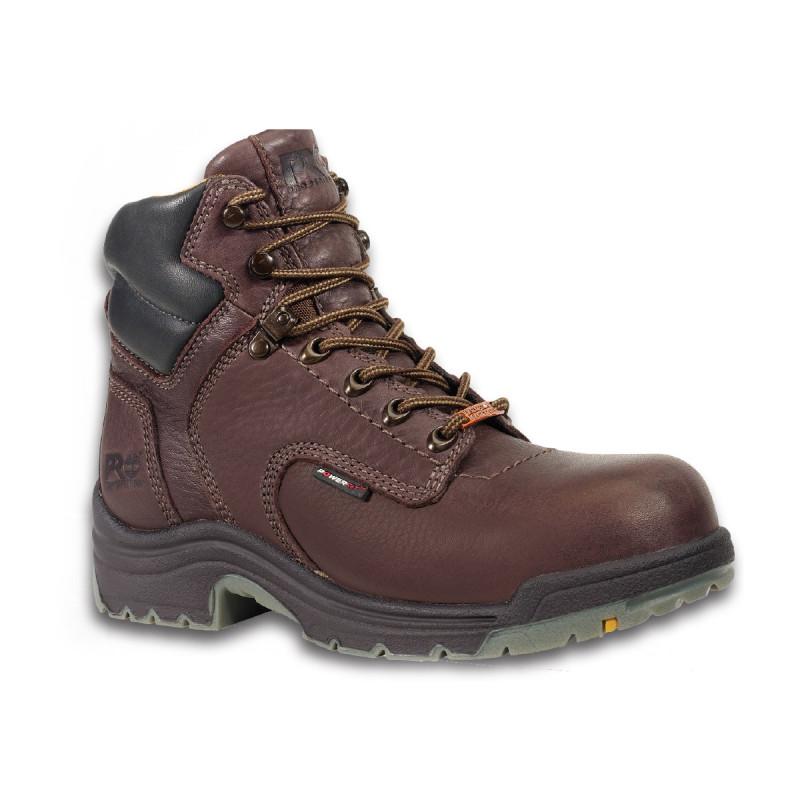 "Timberland PRO® TiTAN® #53359 Women's 6"" Waterproof Durable Alloy Toe"